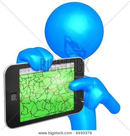 Touch Screen Navigation