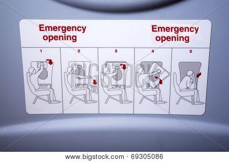 Emergency Instruction