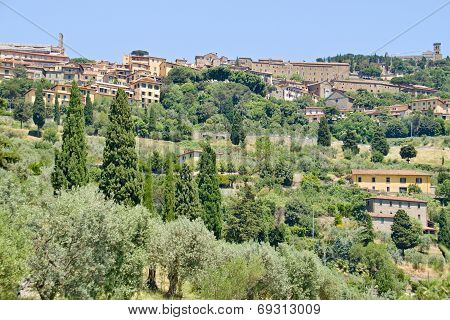 Tuscany city