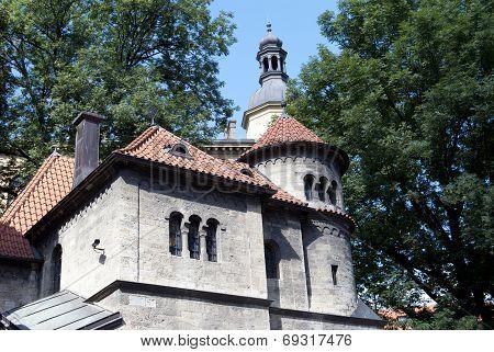 Prague. Synagogue