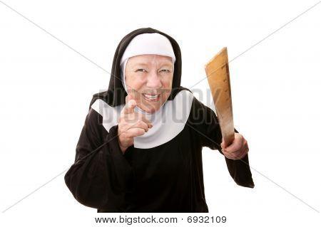 Funny Nun