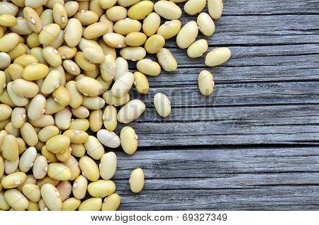 Peruvian Canary (peruano) Beans