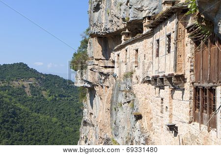 Monastery of Kipina in Greece