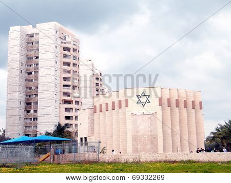 Or Yehuda Neve Rabin New Synagogue 2011