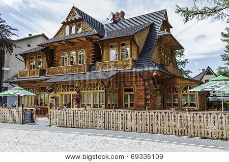Villa Konstantynowka In Zakopane