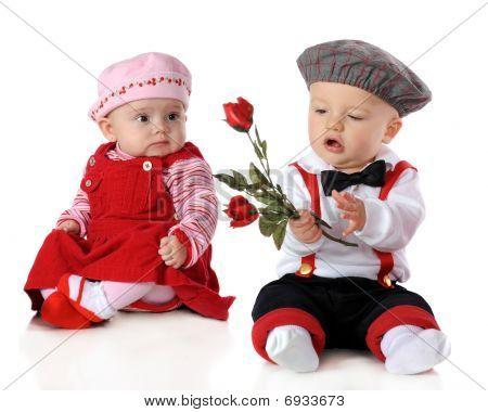 Valentine Roses For Me?