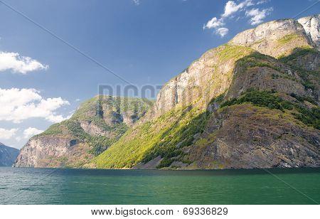 Geiranger Fjord. Norway