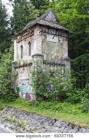 Historic Medium Voltage Power Transformer Station
