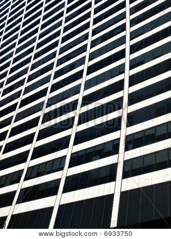 Side Of Modern Office Building