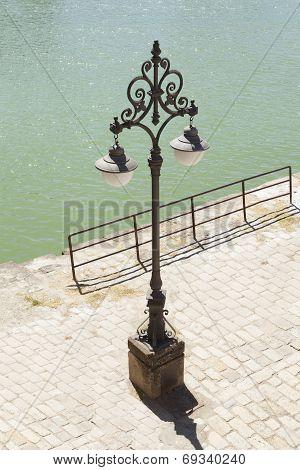 Vintage Lamppost