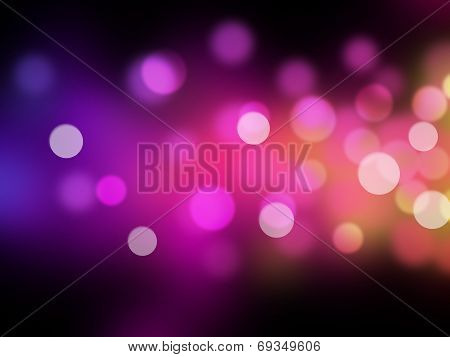 Bokeh Abstract Backgrounds