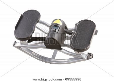 roller stepper machine