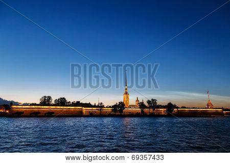 St. Petersburg, Vasilyevskiy Island