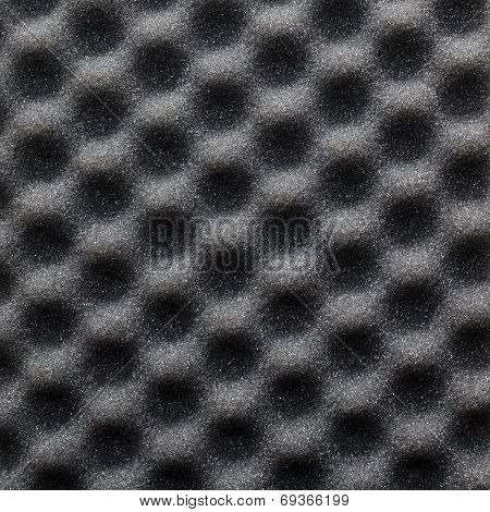 Acoustic Treatment Texture