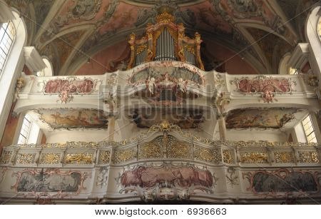 Cafedrals Organ