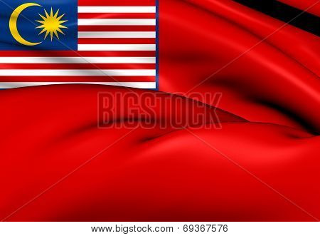 Civil Ensign Of Malaysia