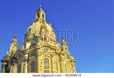 Dresden Church Frauenkirche
