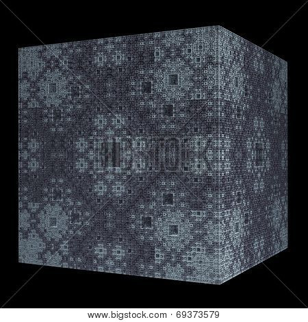 high recursive surface cube