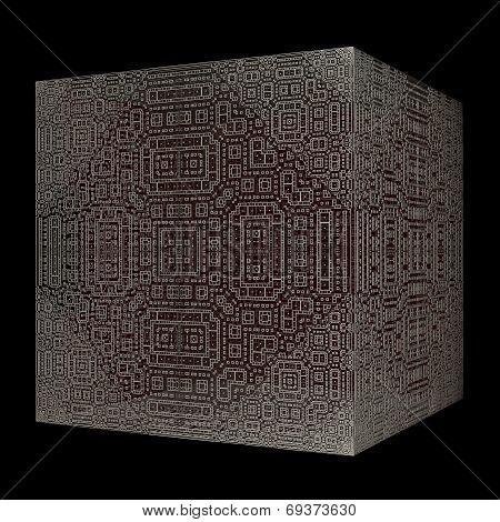 high recursive cube