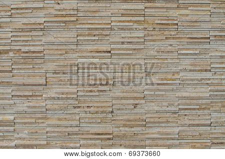 Modern Style Design Brick Wall