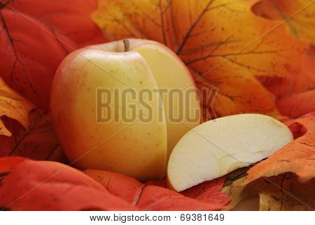 A Golden Apple