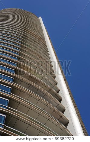A Tower In Dubai Marina