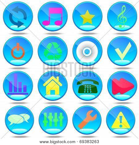 New  Icons.