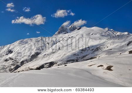 Caucasus Mountains, Svaneti