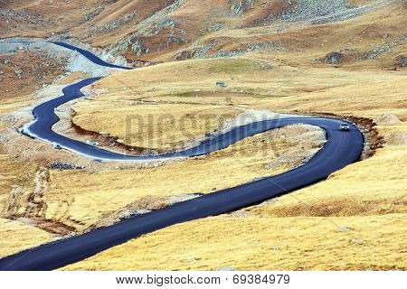Transalpina Mountain Road, Romania, Europe