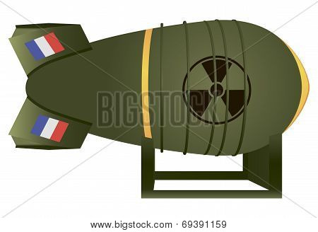 Aviation Atomic Bomb France