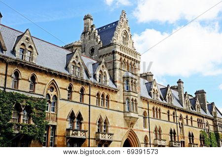 Christ Church College, Oxford.