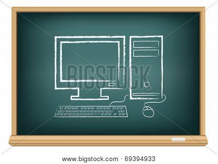 board desktop computer