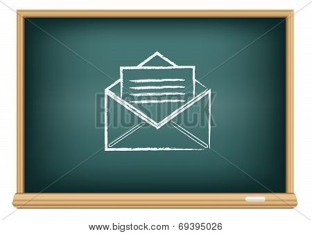 board post a letter