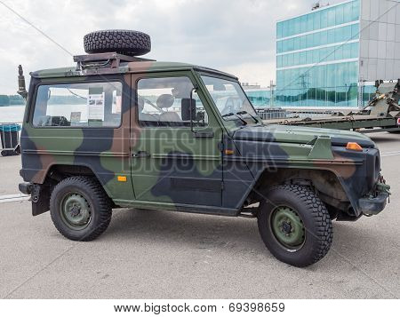 Military All-terrain Vehicle
