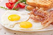 image of french-toast  - English breakfast  - JPG