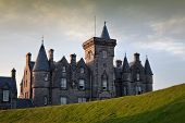 pic of bute  - Glengorm Castle also known as Castle Sorn is a 19th - JPG