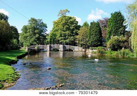 River Wye, Ashford-in-the-Water.