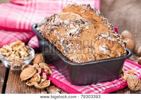 Walnut Bread (fresh Baked)