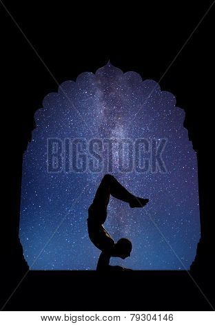 Yoga At Night
