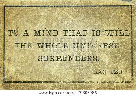 Mind Tzu