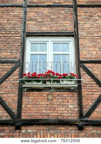 Timber Framing In Gdansk
