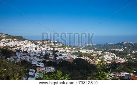 Gran Canaria, Historic Town Teror
