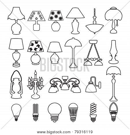 The Lighting Devices - Illustration