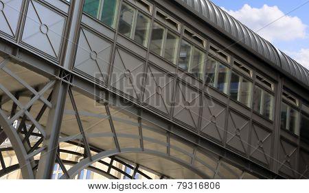 Metal Passageway