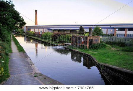 Lichfield Street Lock