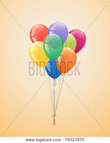 3_festive Balloons In The Bundle.