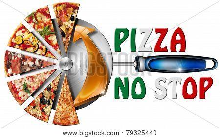 Italy Pizza No Stop