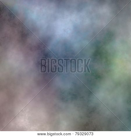 Cloudy Textured Background In Soft Colors
