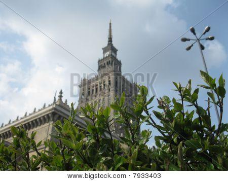 Warsaw palace