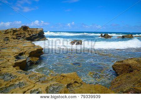 Victoria coastal view, Australia.
